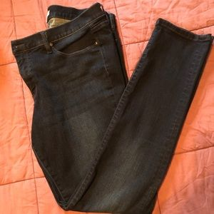 New York and Company Skinny Jeans Sz 14